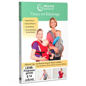 DVD-Fitness-mit-Babytrage