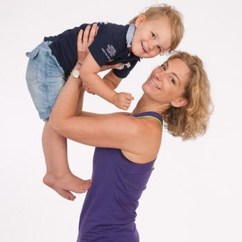 rückbildung mit baby
