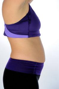 Muskelkorsett nach der Geburt